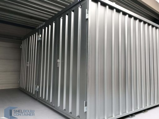 Mooie ruime containers binnen, staalcontainers, 10ft of 20ft container kopen
