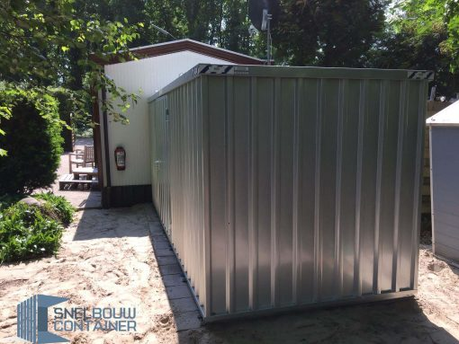 demontabele snelbouwcontainer 4x2