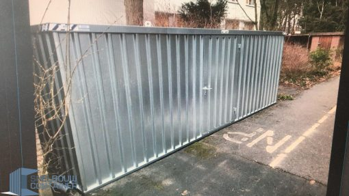 EDL 6x2 container