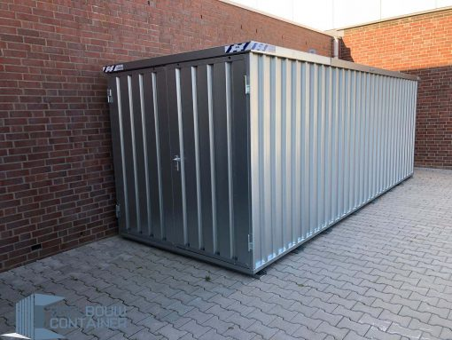 demontabele container 6x2